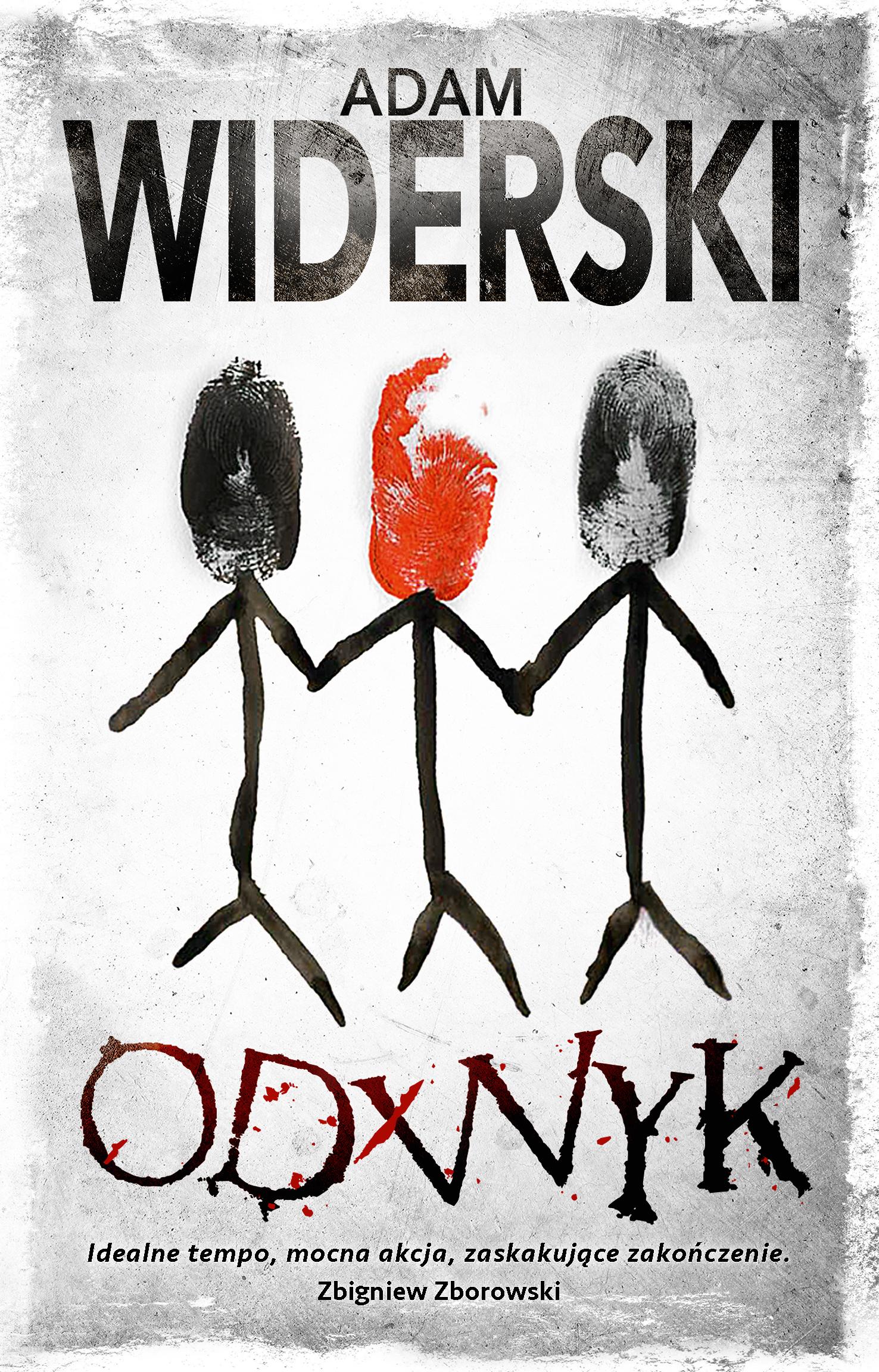Odwyk Adam Widerski Wydawnictwo Initium